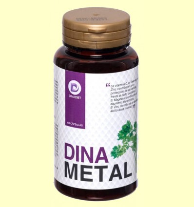 Dinametal - Dinadiet - 60 cápsulas