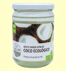 Aceite de Coco Bio - Eco-Salim - 430 ml