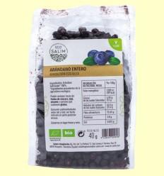 Arándano entero Liofilizado - Eco-Salim - 40 gramos