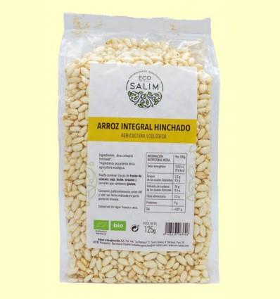 Arroz Hinchado ecológico - Eco-Salim - 125 gramos