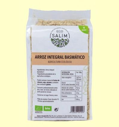 Arroz Integral Basmático - Eco-Salim - 1 kg