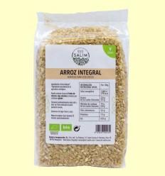Arroz Integral ecológico - Eco-Salim - 1 kg