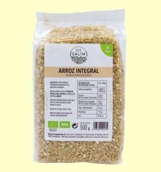 Arroz Integral ecológico - Eco-Salim - 500 gramos