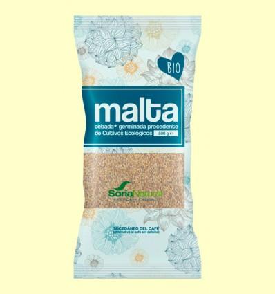 Malta Bio - Alternativa al Café - Soria Natural - 500 gramos