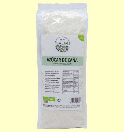 Azúcar de Caña Blanco Bio - Eco-Salim - 500 gramos
