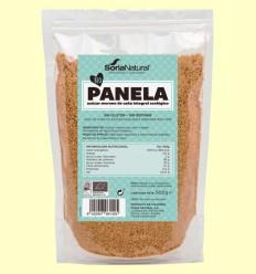 Panela Bio - Azúcar de Caña sin Refinar - Soria Natural - 500 gramos