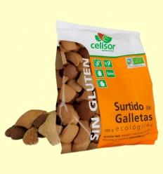 Surtido de Galletas Ecológicas Celisor - Soria Natural - 200 gramos