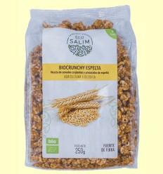 Bio Crunchy Espelta - Eco-Salim - 250 gramos