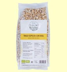 Espelta Hinchada con Miel Bio - Eco-Salim - 125 gramos