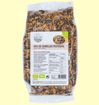 Mix de Semillas Tostadas Bio - Eco-Salim - 250 gramos