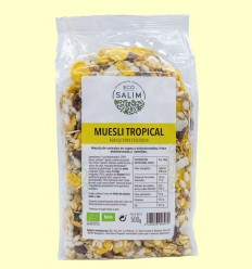 Muesli Tropical Bio - Eco-Salim - 500 gramos