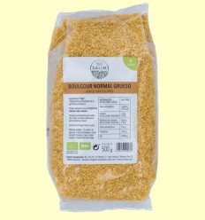 Boulgour Normal Grueso Ecológico - Eco-Salim - 500 gramos