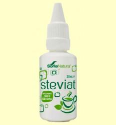 Steviat Gotas - Stevia - Soria Natural - 30 ml