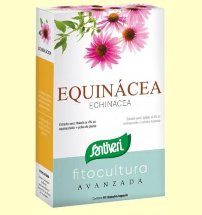 Equinácea - Santiveri - 40 cápsulas