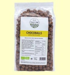 Chocoballs Bio - Eco-Salim - 250 gramos