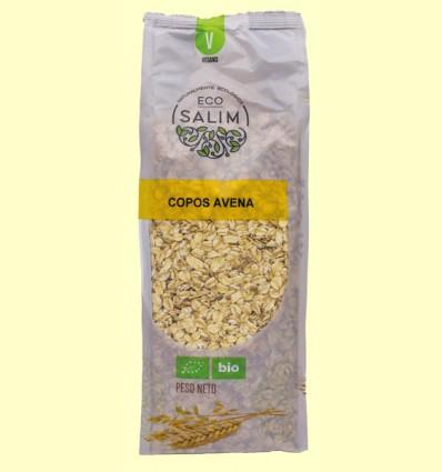 Copos integrales de Avena Ecológicos - Eco-Salim - 1 kg