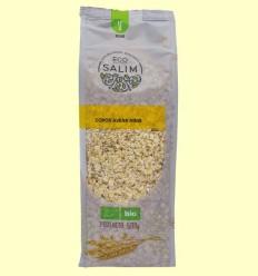 Copos Integrales de Avena Mini - Eco-Salim - 500 gramos