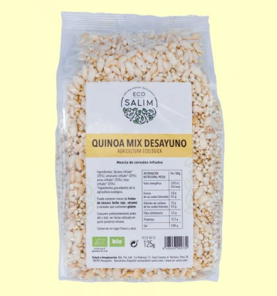 Quinoa Mix Desayuno Bio - Eco Salim - 125 gramos