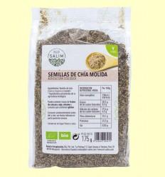 Semilla de Chía Molida Bio - Eco Salim - 175 gramos