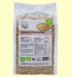Semillas de sésamo natural ecológico - Eco-Salim - 250 gramos