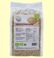 Semillas de sésamo natural ecológico - Eco-Salim - 500 gramos
