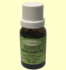 Aceite Esencial de Bergamota Bio - Integralia - 15 ml