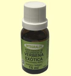 Aceite Esencial de Verbena Exótica Bio - Integralia - 15 ml