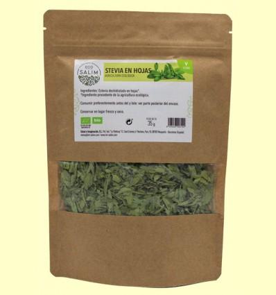 Stevia en hojas Bio - Eco-Salim - 35 gramos