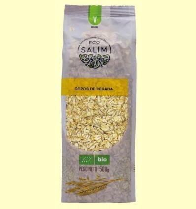 Copos de Cebada Eco - Eco-Salim - 500 gramos