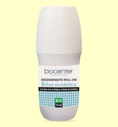 Desodorante Brisa Oceánica en Roll On Bio - Biocenter - 75 ml
