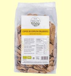 Copos de Espelta Crujientes Ecológicos - Eco-Salim - 200 gramos