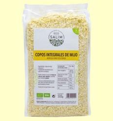 Copos Integrales de Mijo - Eco Salim - 500 gramos