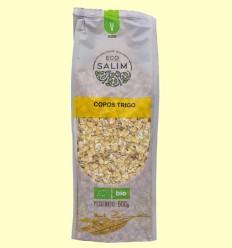 Copos de Trigo Eco - Eco-Salim - 500 gramos
