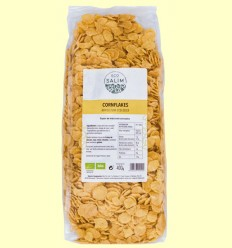 Cornflakes - Copos de maíz tostados ecológicos - Eco-Salim - 400 gramos