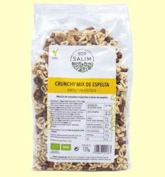 Crunchy Mix de Espelta Ecológico - Eco-Salim - 125 gramos