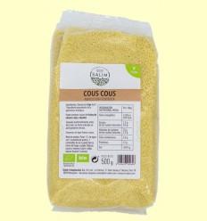 Cous Cous Blanco - Sémola de trigo duro - Eco-Salim - 500 gramos