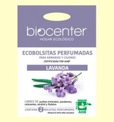 Bolsitas Perfumadas de Armario Bio - Lavanda - Biocenter - 2 bolsitas