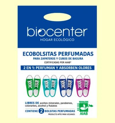 Bolsitas Bio - Zapateros y Cubos de Basura - Biocenter - 2 bolsitas