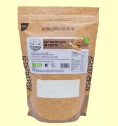 Harina de Cebada Integral Ecológica - Eco-Salim - 500 gramos
