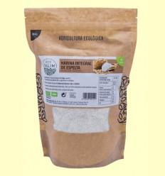 Harina Integral de Espelta ecológica - Eco-Salim - 500 gramos