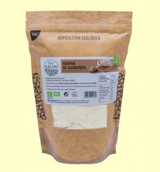 Harina de Garbanzo Ecológica - Eco-Salim - 500 gramos