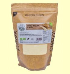 Harina Integral de Maíz Eco - Eco-Salim - 500 gramos