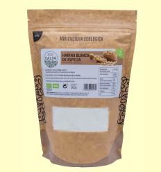 Harina Blanca de Espelta Ecológica - Eco-Salim - 500 gramos