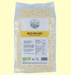 Mijo Inflado Ecológico - Eco-Salim - 100 gramos