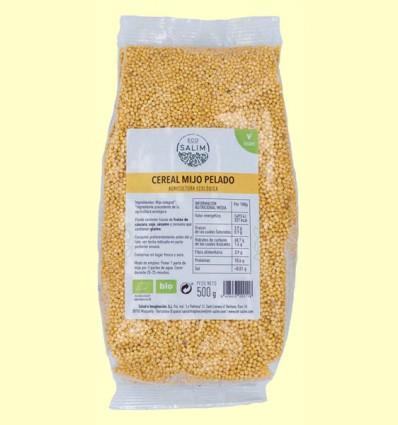 Cereal Mijo Pelado Ecológico - Eco-Salim - 500 gramos