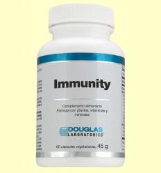 Immunity - Sistema Inmunitario - Laboratorios Douglas - 60 cápsulas