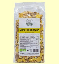 Muesli Multigrano Bio - Eco-Salim - 500 gramos