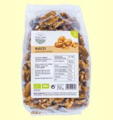 Nueces de California Ecológicas - Eco-Salim - 250 gramos