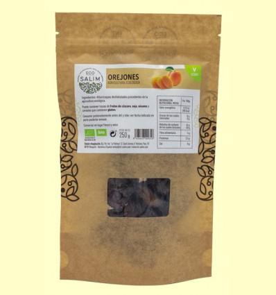 Orejones de Albaricoque - Eco Salim - 250 gramos