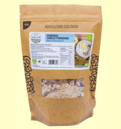 Porridge Canela y Manzana Bio - Eco-Salim - 375 gramos